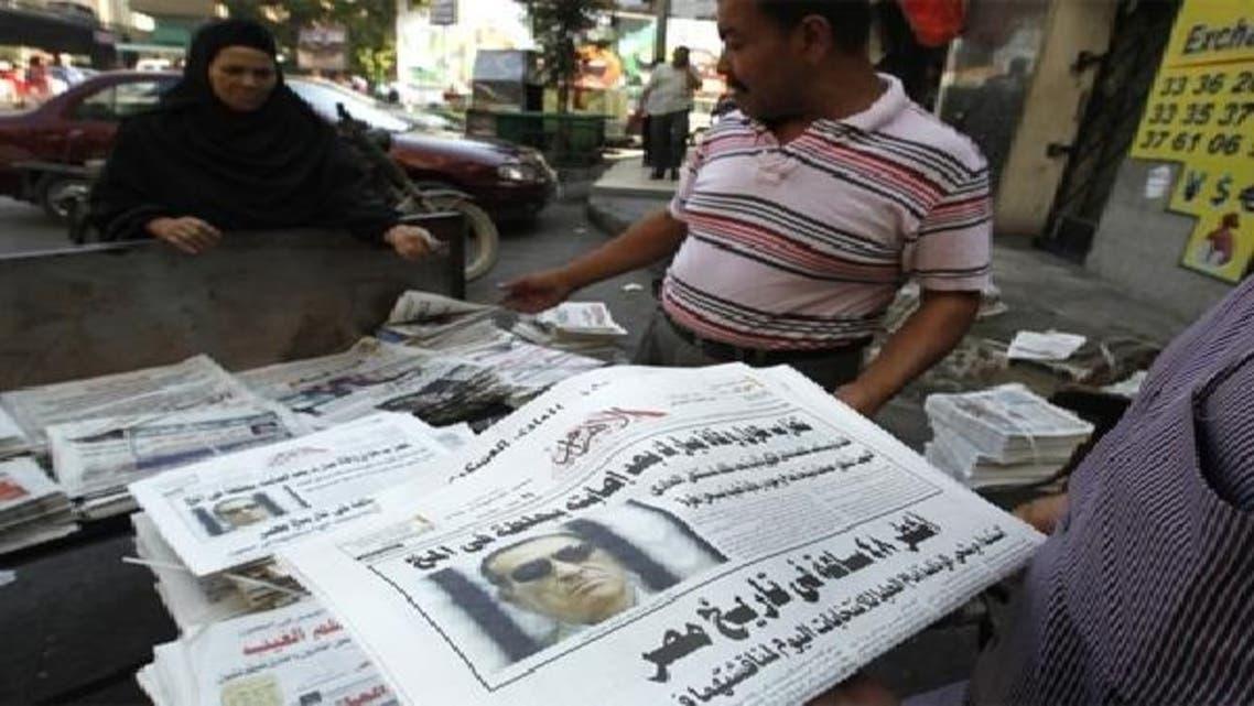 حسنی مبارک کو 2 جون 2012ء کو مظاہرین کی ہلاکتوں کے مقدمے میں عمر قید کی سزا سنائی گئی تھی