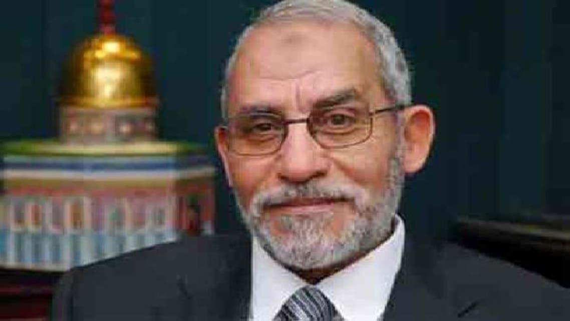اخوان المسلمون کے مرشد عام محمد بدیع