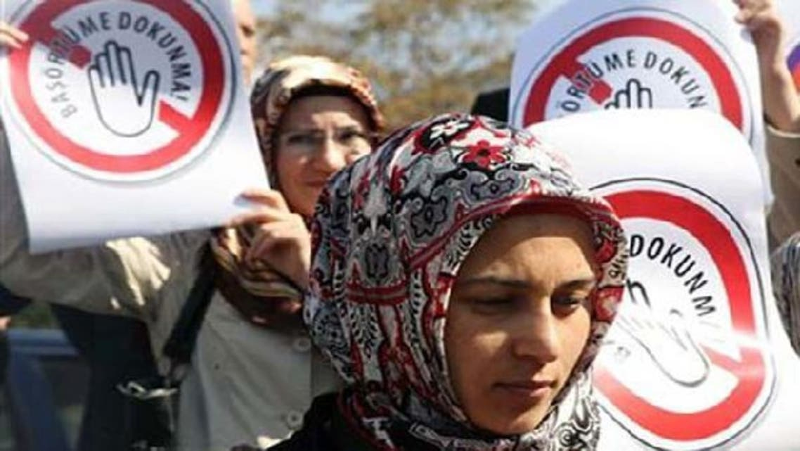 The headscarf ban has polarized society in Turkey, with some seeing the garment as a symbol of their Muslim faith and others viewing it as a challenge to the country's secular constitution (Reuters)