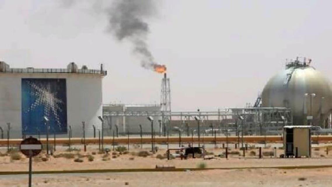 A view of Saudi ARAMCO oil facility near Riyadh.(REUTERS)