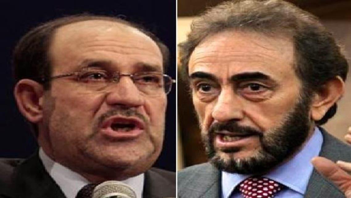 سعدون الدليمی اور نوری المالكی