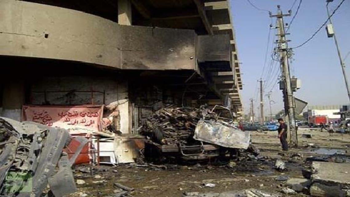بغداد میں تین کار بم دھماکے، 23 افراد ہلاک، 50 زخمی