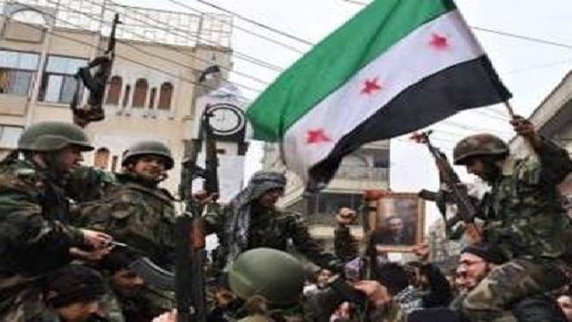 دمشق کی جانب باغیوں کی پیش قدمی، حلب میں تشرین ڈیم پر قبضہ