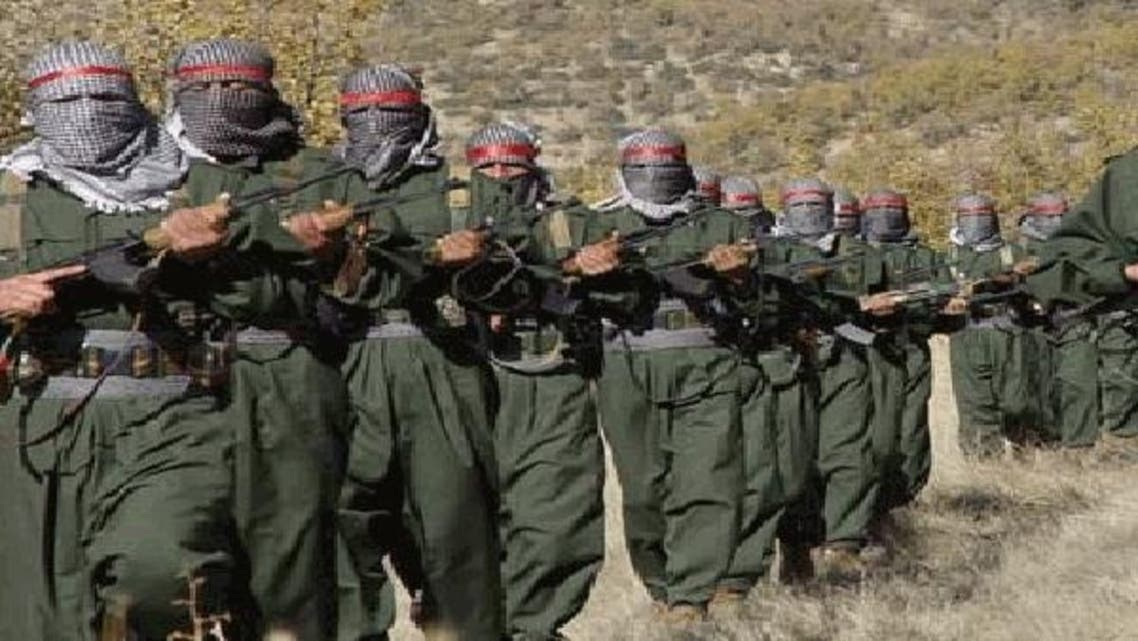 \\ایران به پ.ک.ک کمک تسلیحاتی و مالی ارائه داده است\\