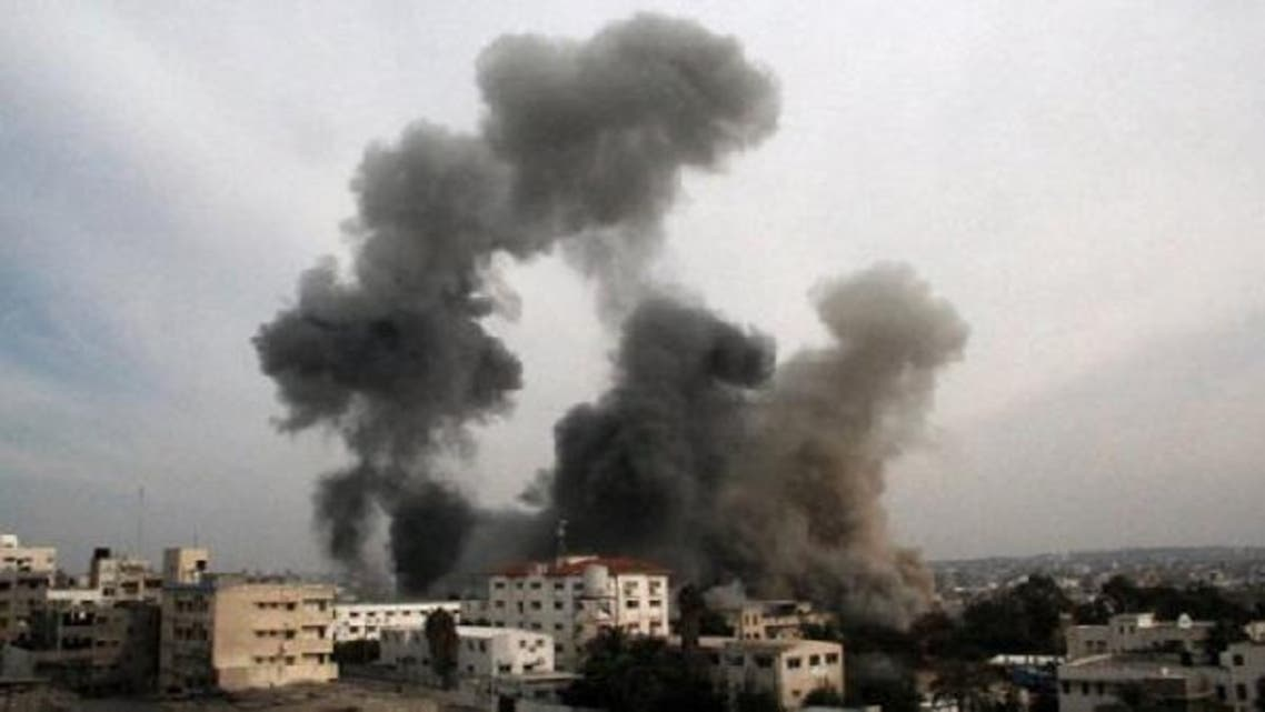 The truce was struck last Wednesday to end to an eight-day Israeli offensive against Gaza militants who had fired rockets into Israel, but remains fragile. (AFP)
