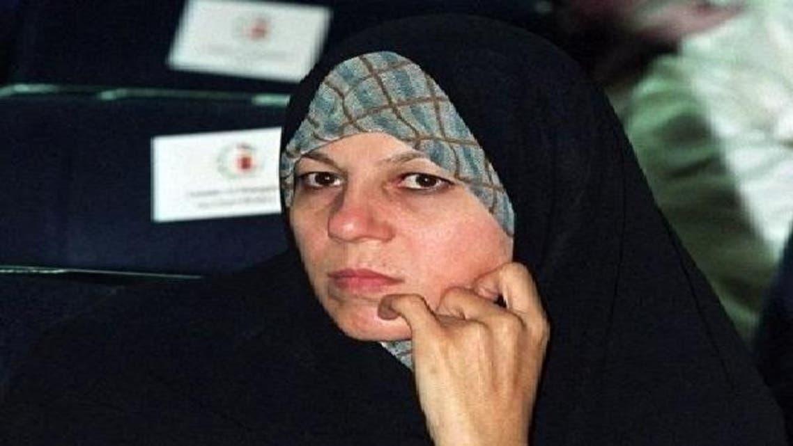 فائزه هاشمی از رفتن به مرخصی از زندان خودداری کرد