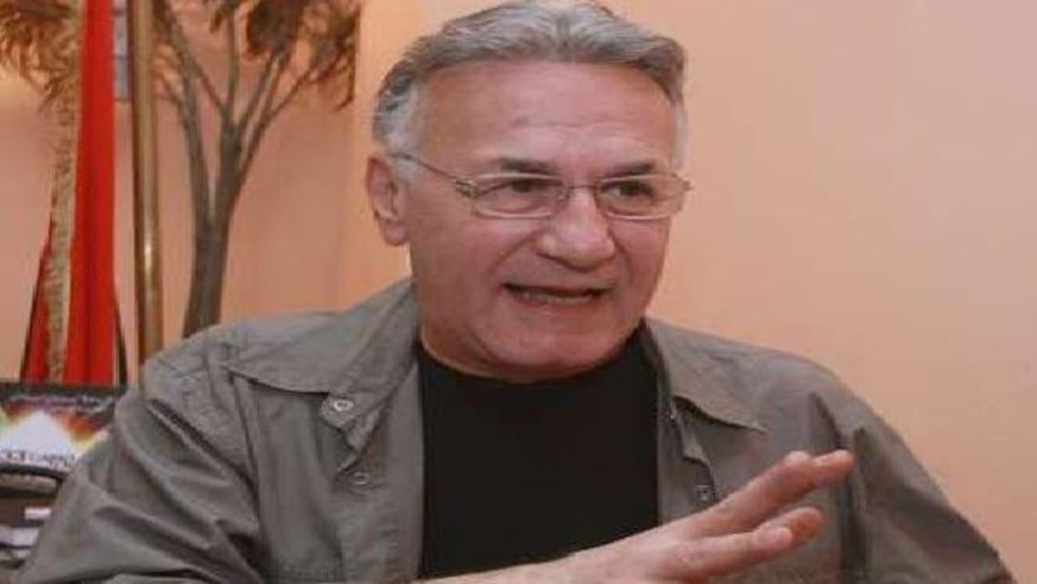 الممثل عزت أبو عوف