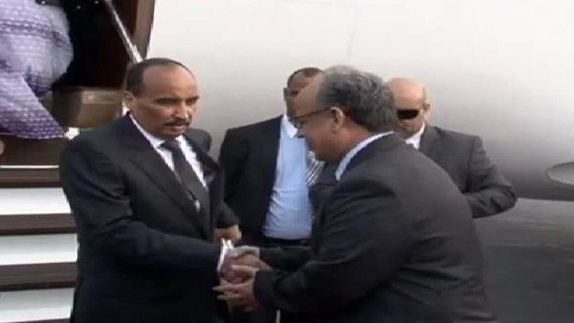 محمد ولد عبدالعزيز 40 دن بعد وطن واپس لوٹے ہیں