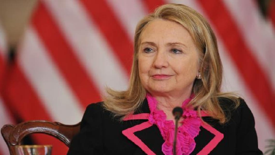 """A suit calls for the defendants, including Clinton, the U.S. Agency for International Development (USAID) and the State Department, to be adjudged to have: """"violated federal statutes."""" (AFP)"""