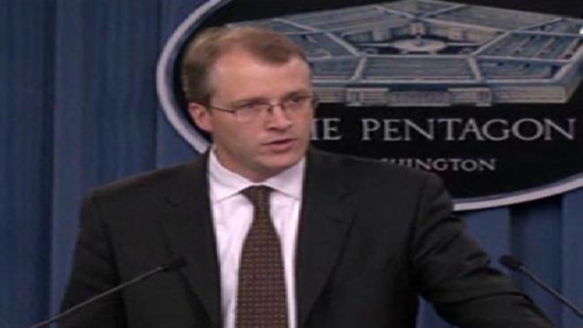 \'ایران خلیجی فضاء میں امریکی ڈرون طیارے کو نشانہ بنانے سے احتراز کرے\'