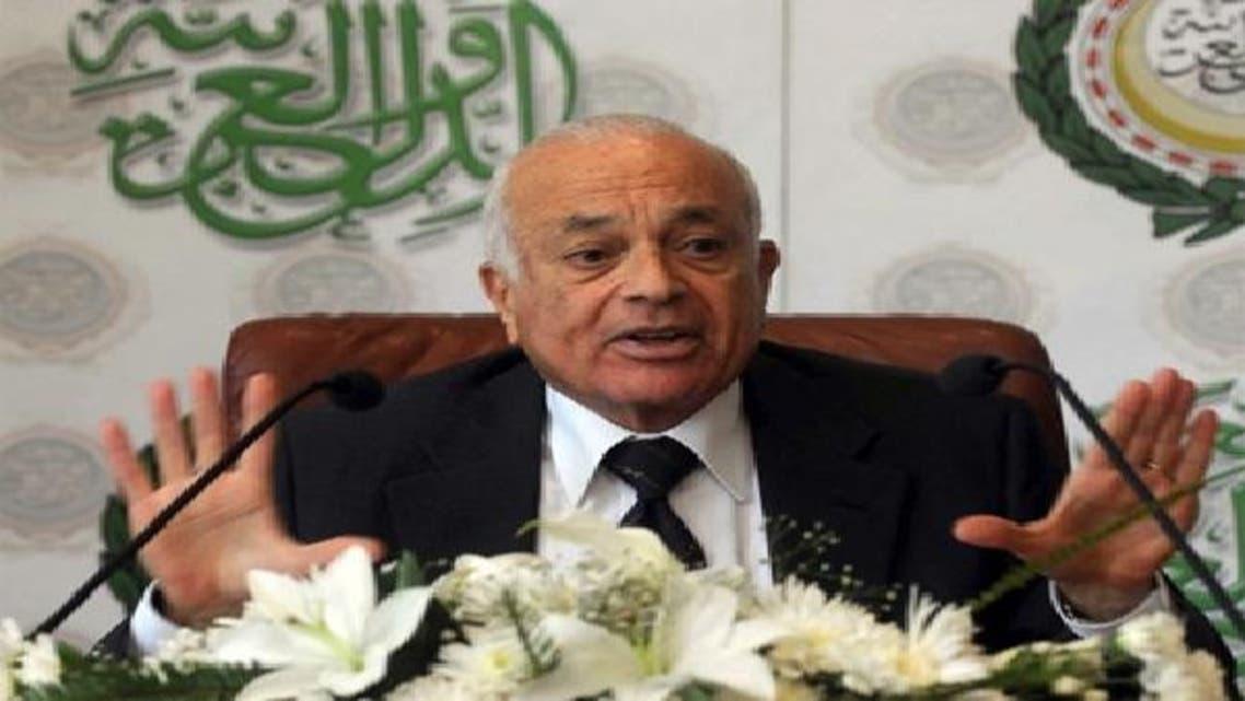 اسد حکومت کے دن گنے جا چکے ہیں: نبیل العربی