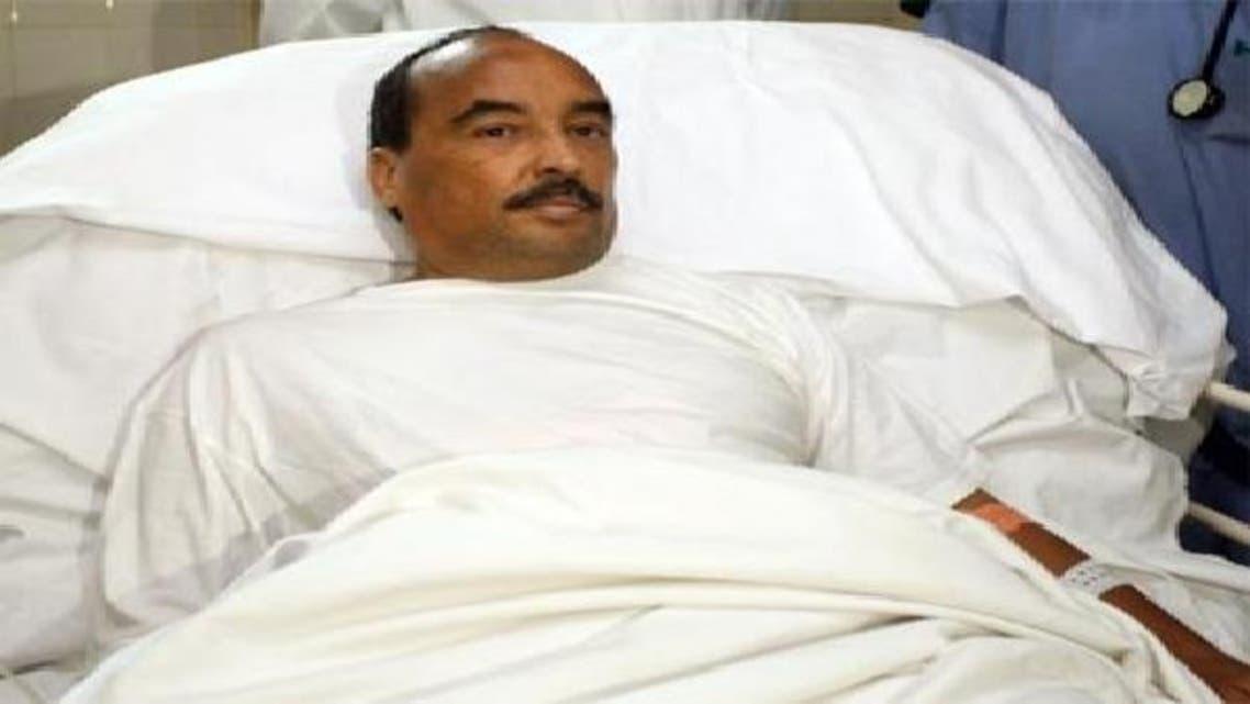 موریتانیہ کے صدر محمد ولد عبدالعزیز