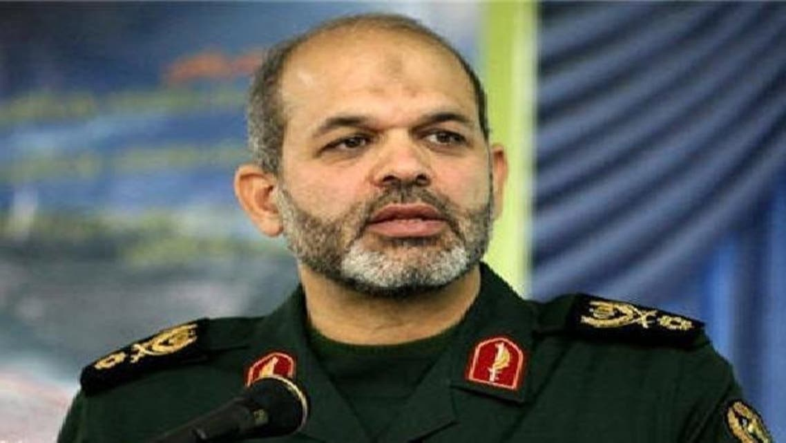 ایرانی وزیر دفاع جنرل احمد وحیدی