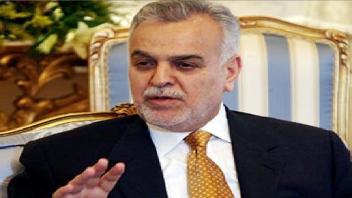 عراقی نائب صدر طارق ہاشمی