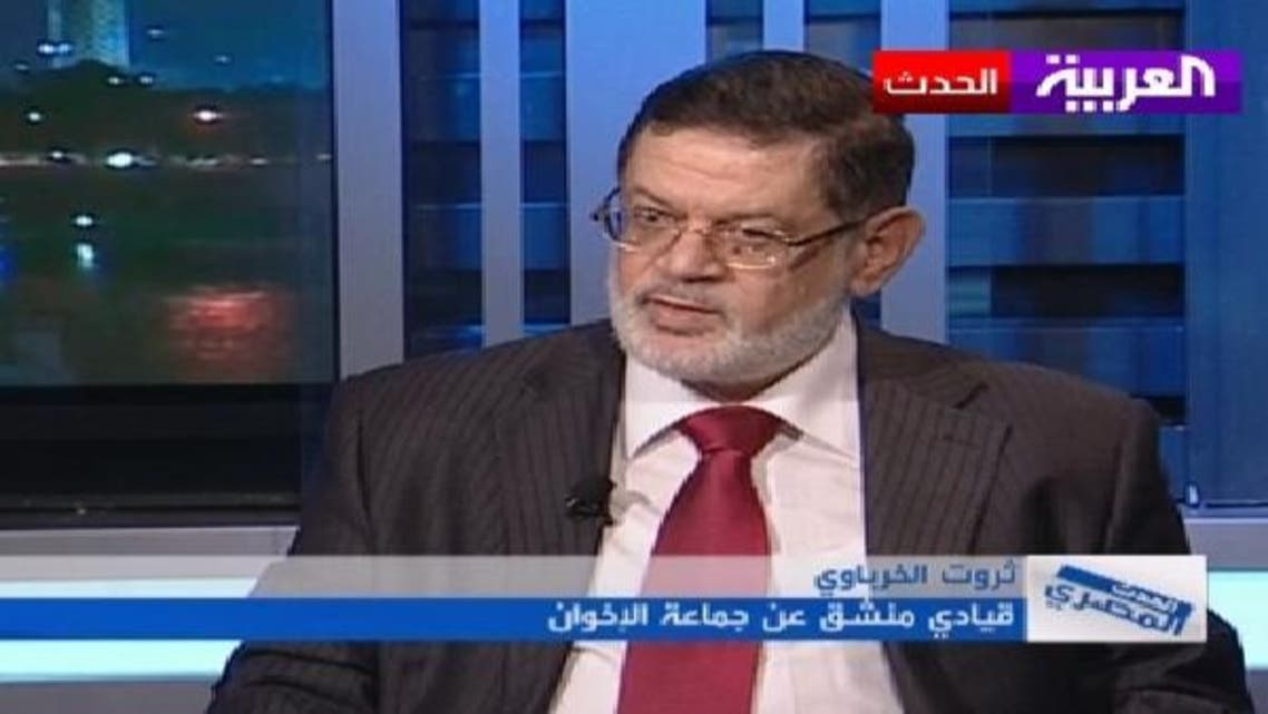 منحرف اخوانی رہنما ثروت الخرباوی ایڈووکیٹ