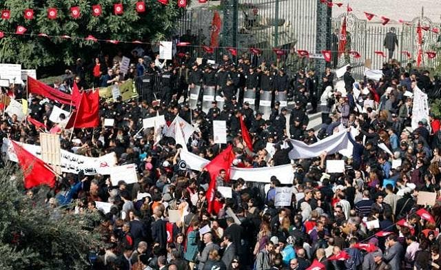 Arab Spring countries: Tunisia, Egypt and Libya are still not stable after two years since the toppling of their former dictators.  (Reuters)