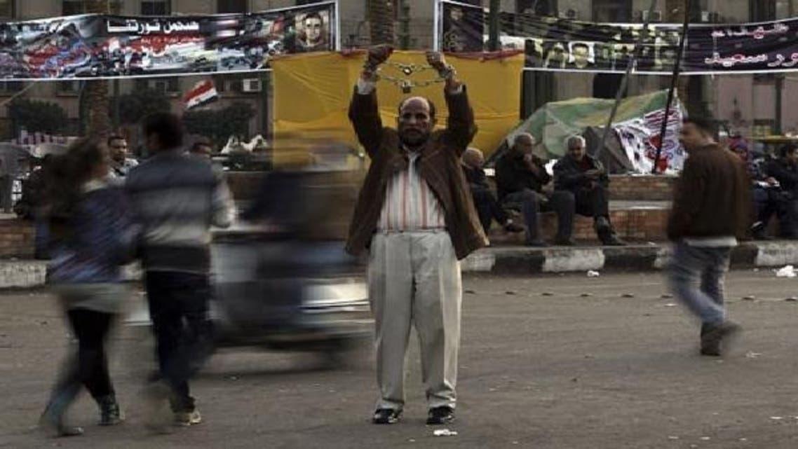 مصر: حزب اختلاف کے آئینی ریفرینڈم میں دھاندلی کے خلاف مظاہرے