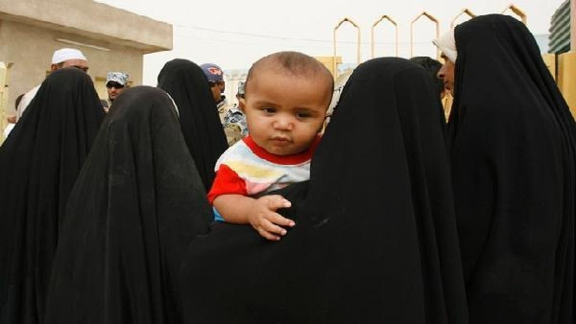 Accounts of Iraqi children being born with cancer and birth defects have been highlighted in a new report. (Reuters)