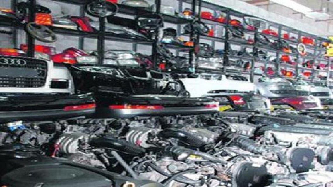 قطع غيار سيارات في مصر