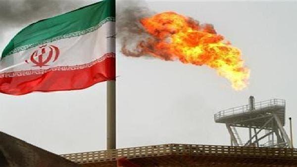 انفجار منصة نفط إيرانية قطرية في الخليج العربي