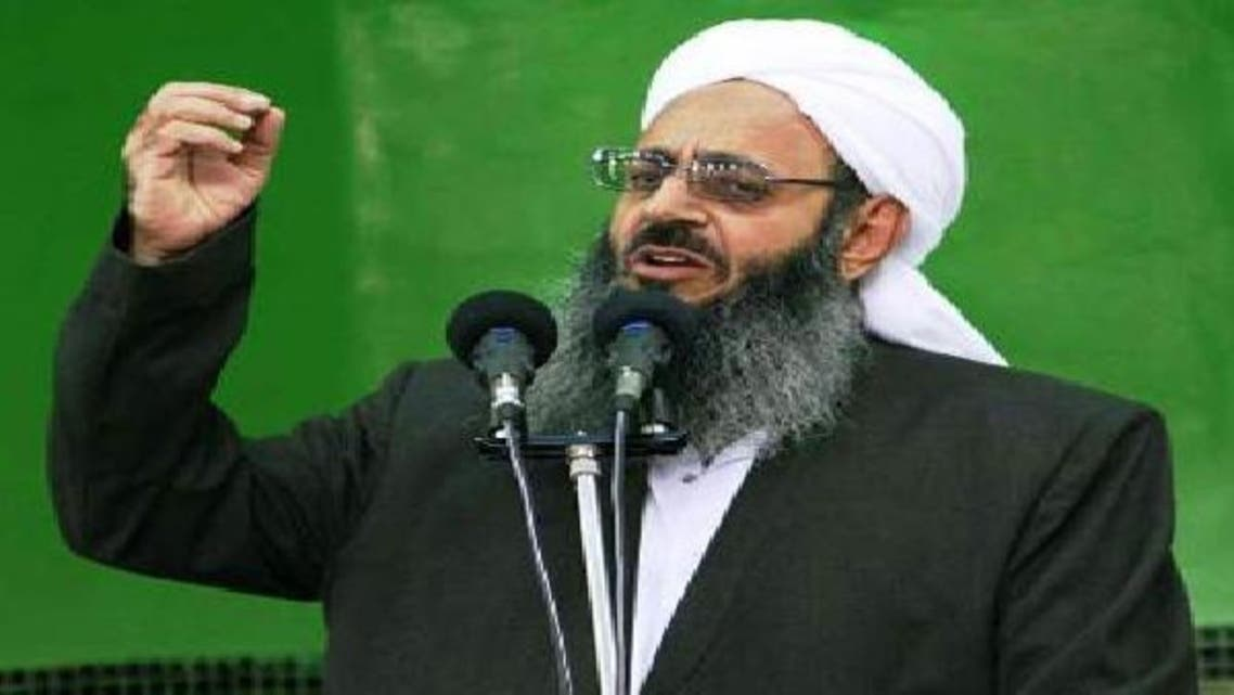 ایرانی عالم دین مولانا عبدالحمید