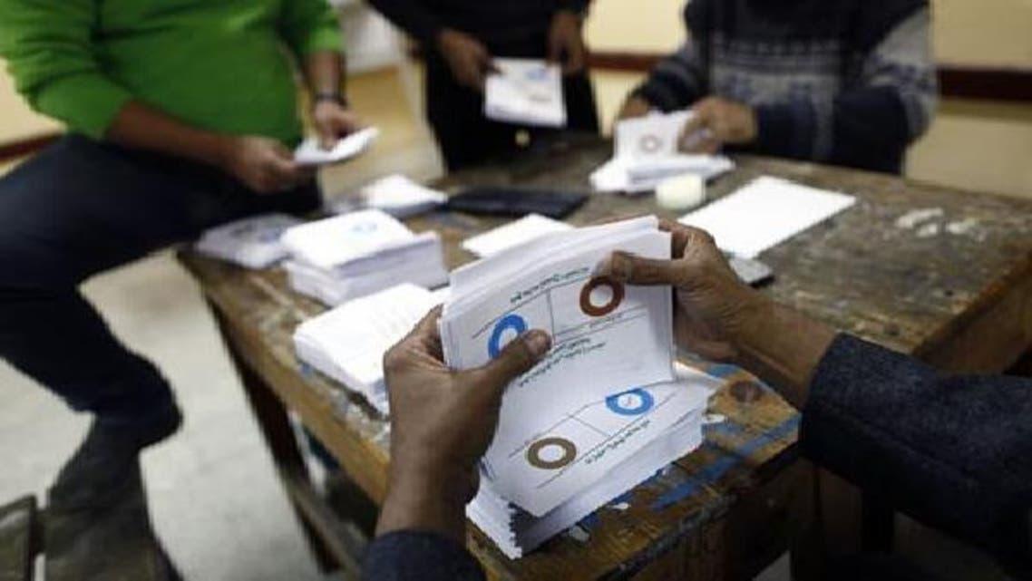 مصر: ریفرینڈم کے پہلے مرحلے میں آئین کی منظوری کے اشارے
