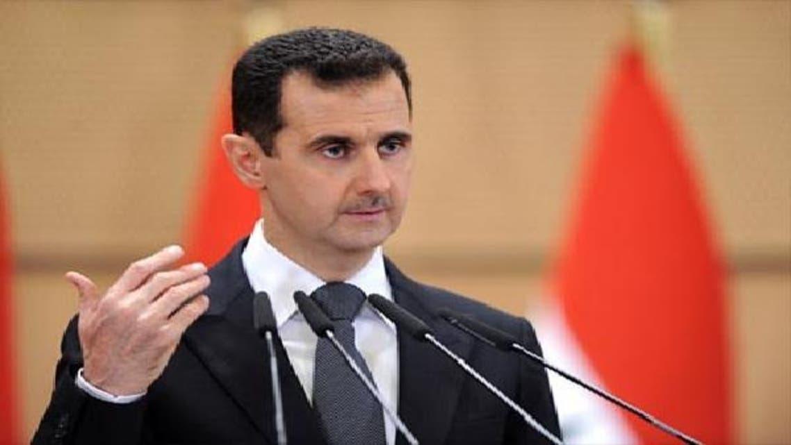 بشارالاسد کا کہنا ہے کہ ان کا تختہ الٹنے کی صورت میں شام کی سالمیت برقرار نہیں رہے گی۔