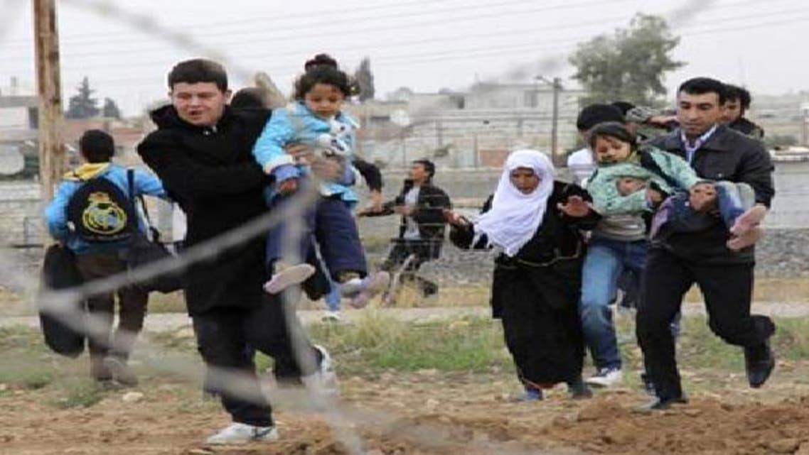 النزاع في سوريا يدفع أكثر من 3000 شخص للنزوح يومياً