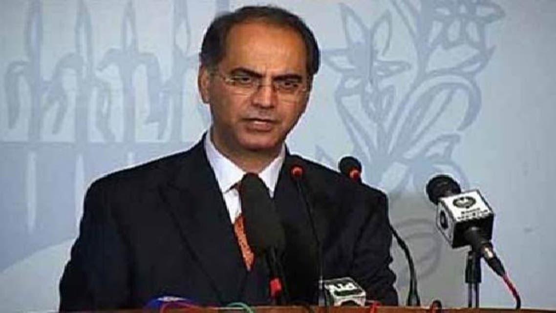 پاکستان کے دفتر خارجہ کے ترجمان معظم احمد خان
