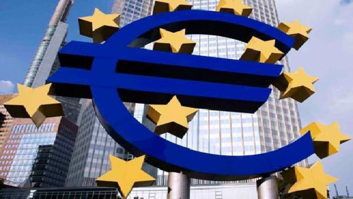 اليورو يتجه لإنهاء 2012 مرتفعاً رغم الأزمة المالية