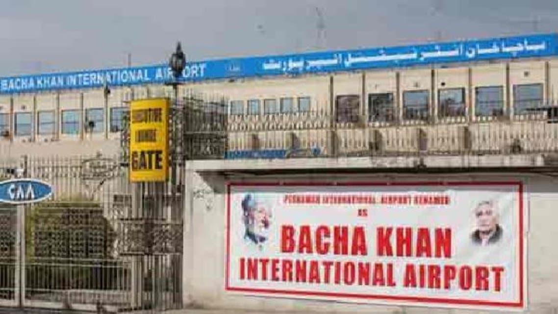 قبائلی علاقے میں آپریشنر کی فضائی رسد باچا خان ہوائی اڈے سے اڑان بھرتی ہے