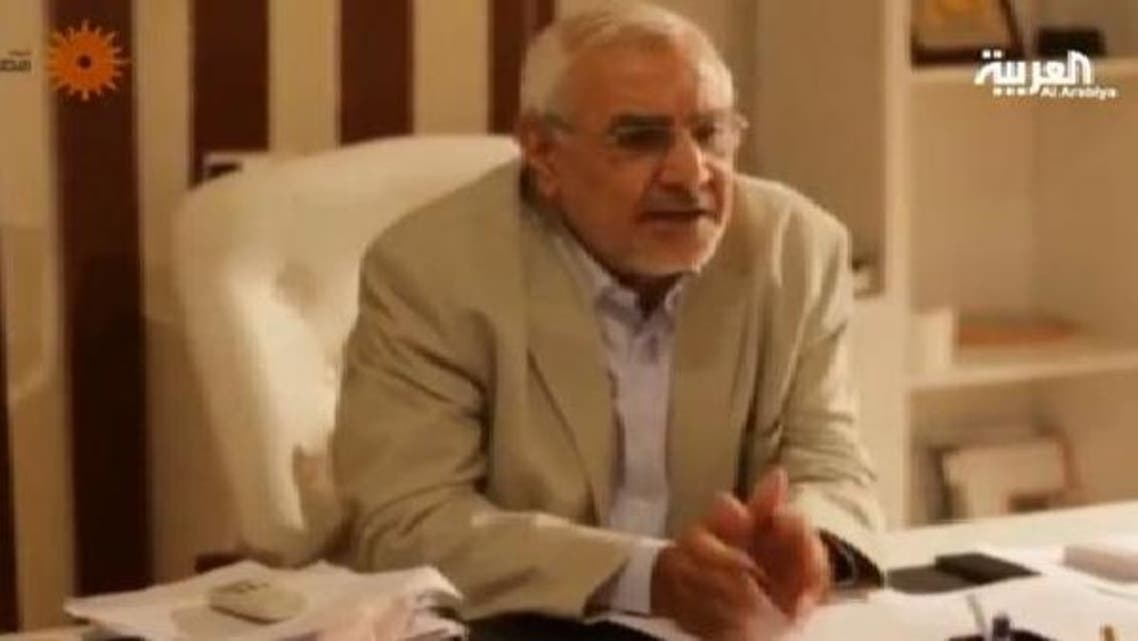 مصر کے سابق شکست خوردہ صدارتی امیدوار عبدالمنعم ابوالفتوح