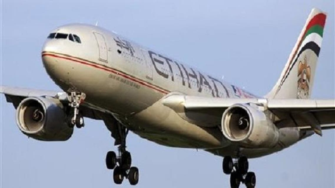 Gulf carrier Etihad Airways is in the final stages of talks to buy part of either Jet Airways or grounded rival Kingfisher Airlines. (Reuters)