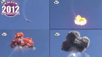 Syrian Air Force lost 41 planes helicopters in 2012 survey