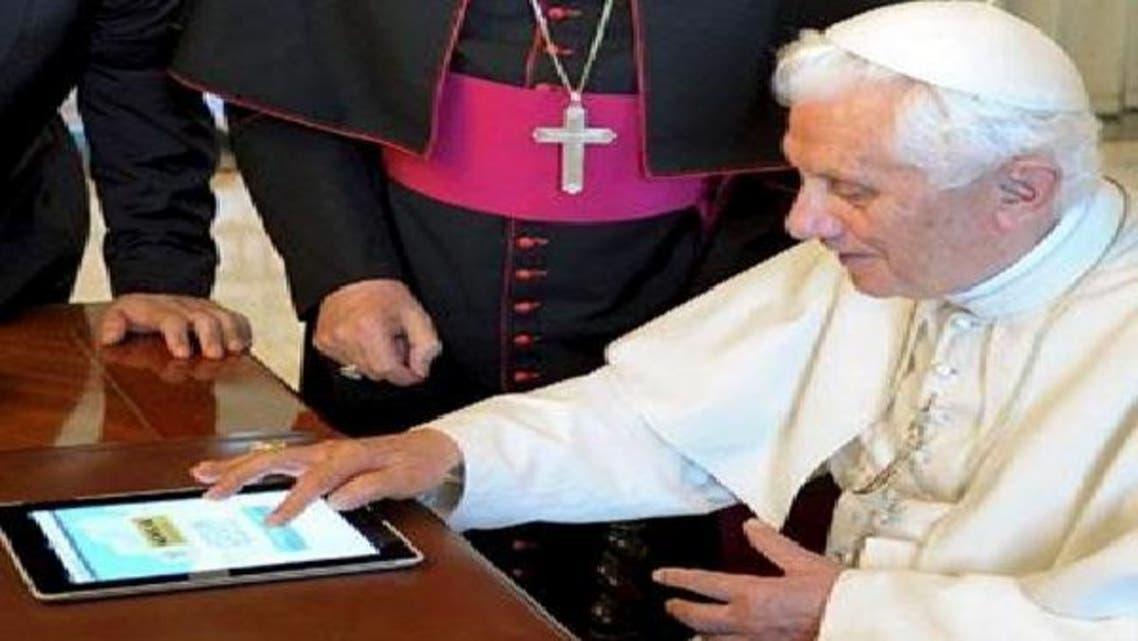 پاپائے روم پوپ بینی ڈکٹ شانزدہم