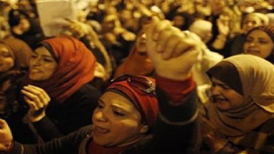 أشارت الدراسة الى انحصار تطلعات المرأة المصرية داخل أسرتها