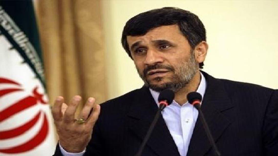 ایرانی صدر محمود احمدی نژاد