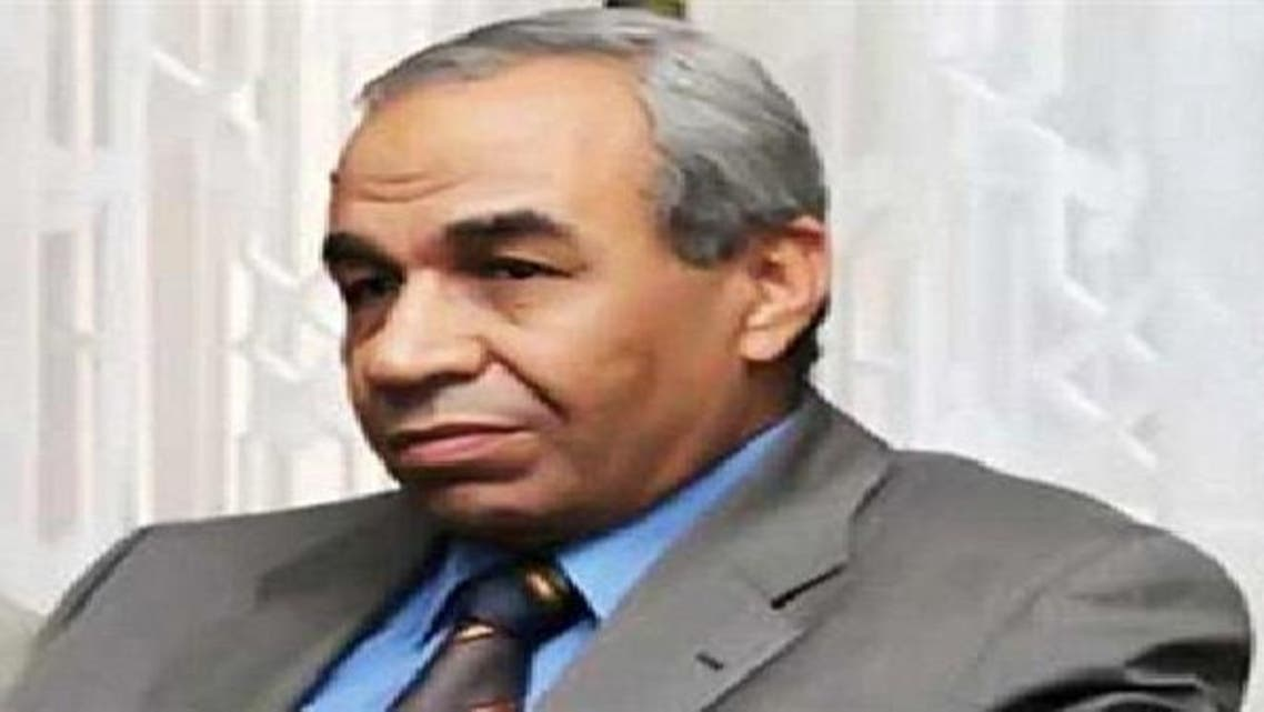 حمدي ياسين رئيس نادي قضاة مجلس الدولة بمصر