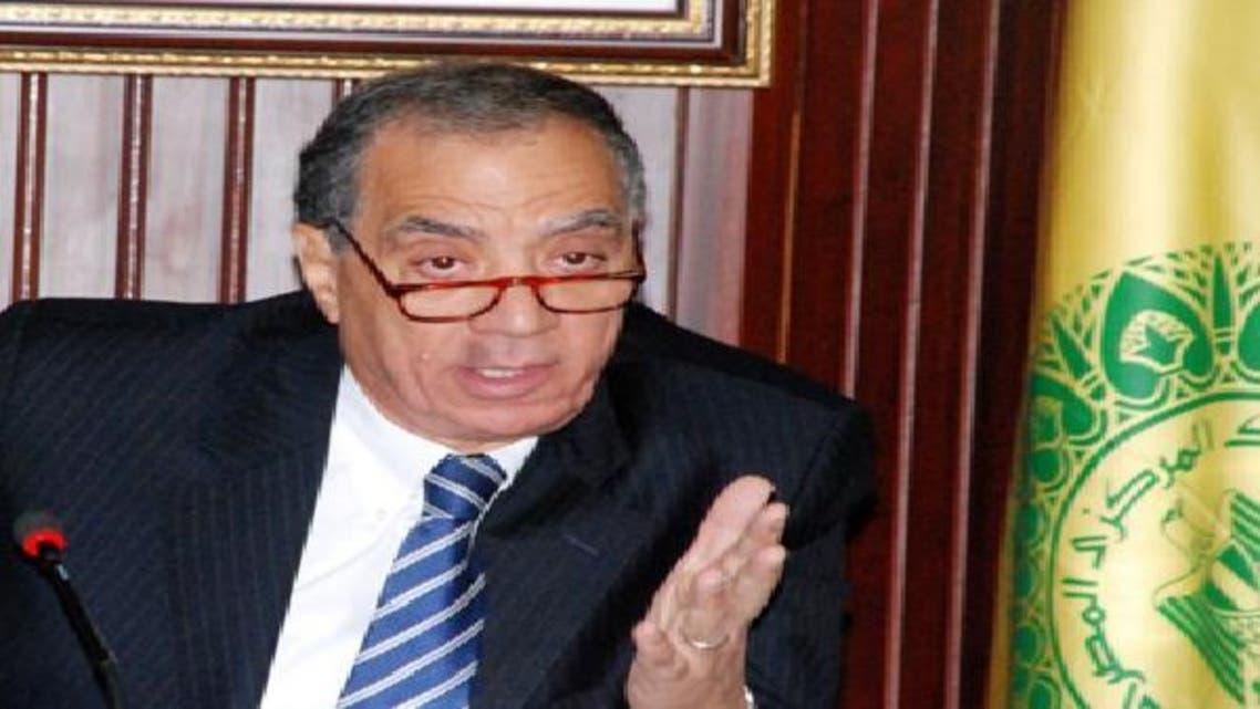 الدكتور فاروق العقدة محافظ البنك المركزي المصري