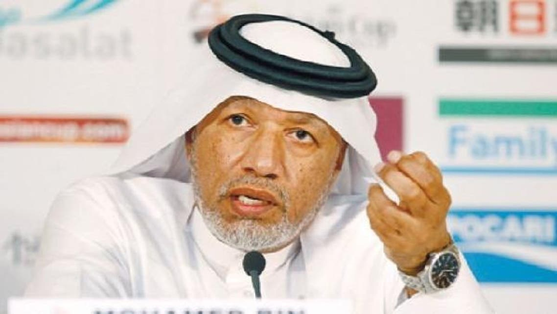 FIFA says Mohamed Bin Hammam resigned from all football-related positions and is banned for life. (Reuters)