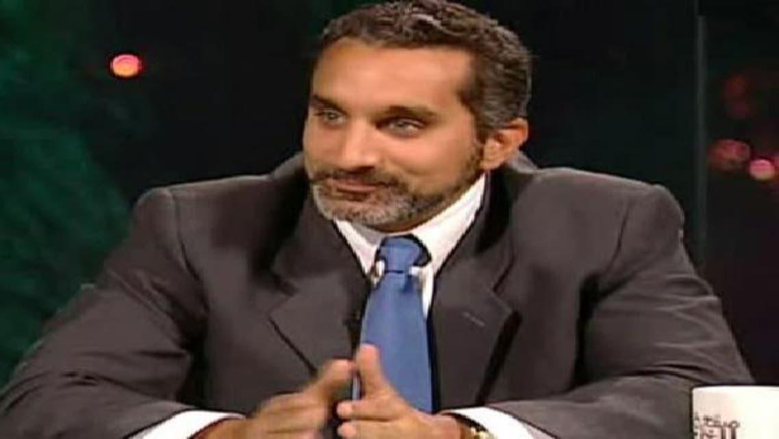 الإعلامي المصري باسم يوسف