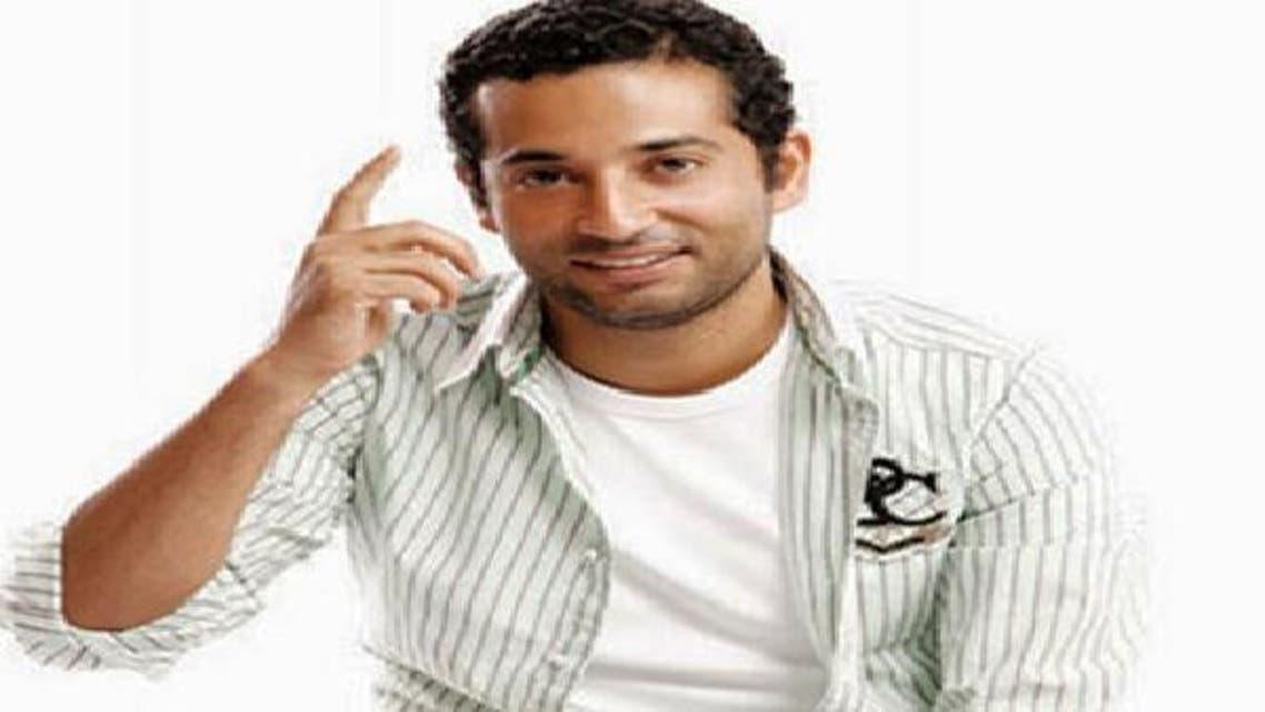 الفنان المصري عمرو سعد