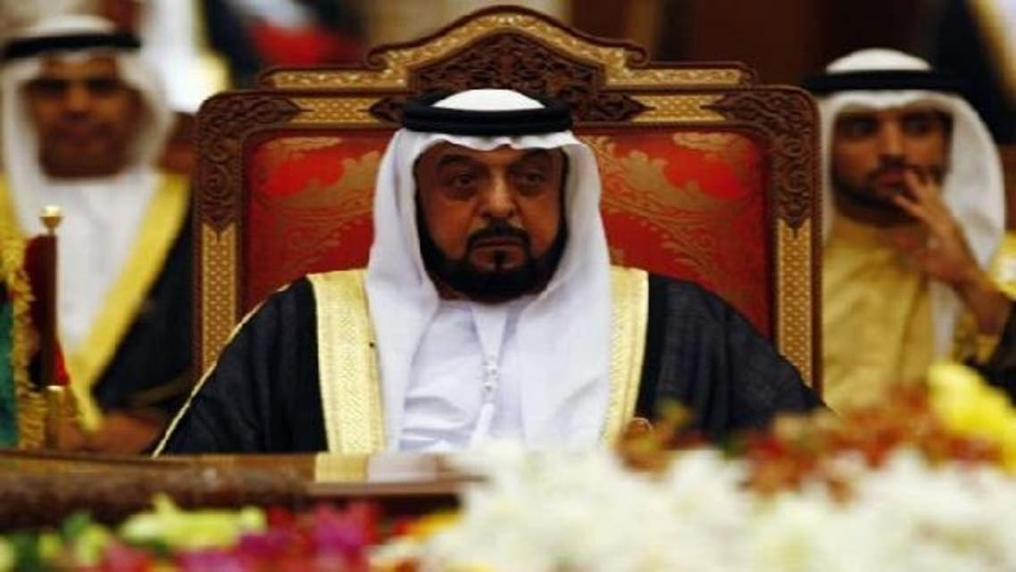 UAE President Sheikh Khalifa Bin Zayed Al Nahyan issued orders to clear Emiratis with defaulted checks cases if verified during investigations that checks were issued as security. (Reuters)