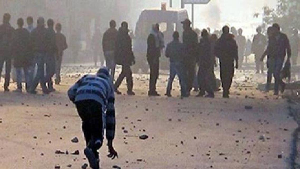 تیونس ایک مرتبہ پھر ہنگاموں کی زد میں