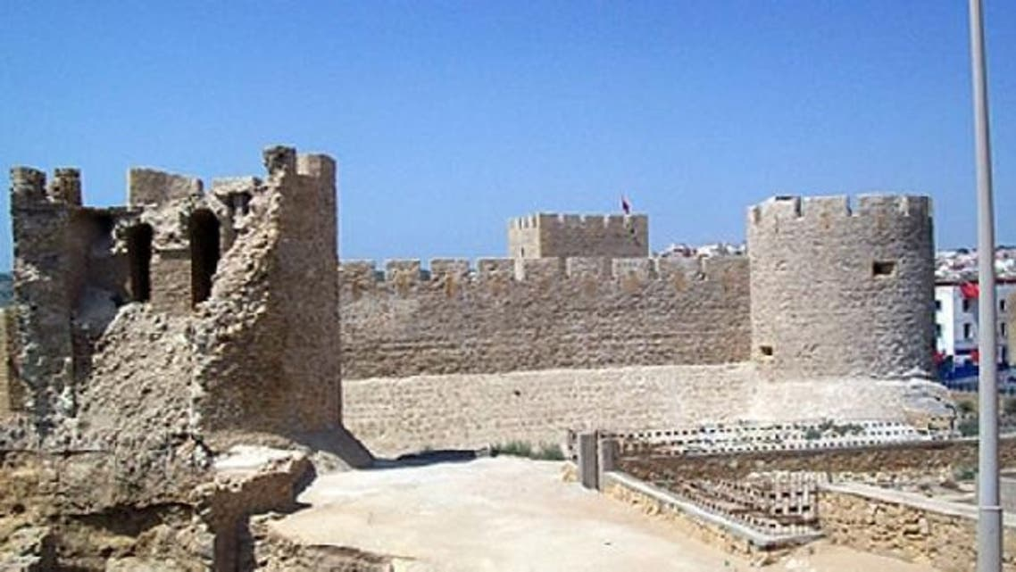 The Qasr al-Bahr, as it is known in Arabic, is a fort on the Atlantic built in 1508 by Portuguese forces in the city of Safi in Western Morocco. (Al Arabiya)