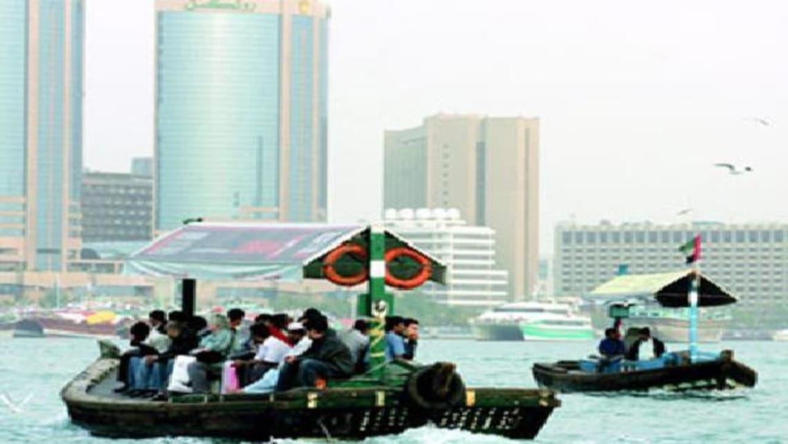 15 مليون راكب يستخدمون النقل البحري في دبي سنويا