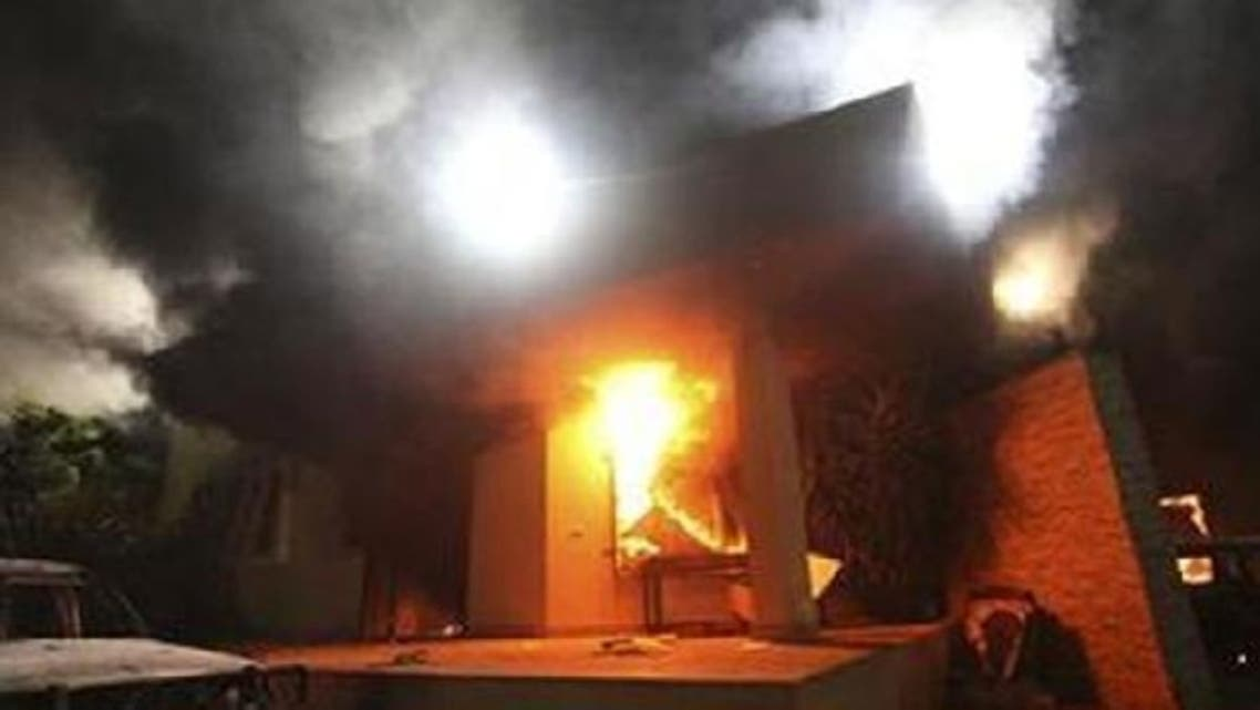 Heavily-armed militants stormed the U.S. consulate compound in Benghazi last month killing the U.S. ambassador to Libya and three American citizens. (Reuters)