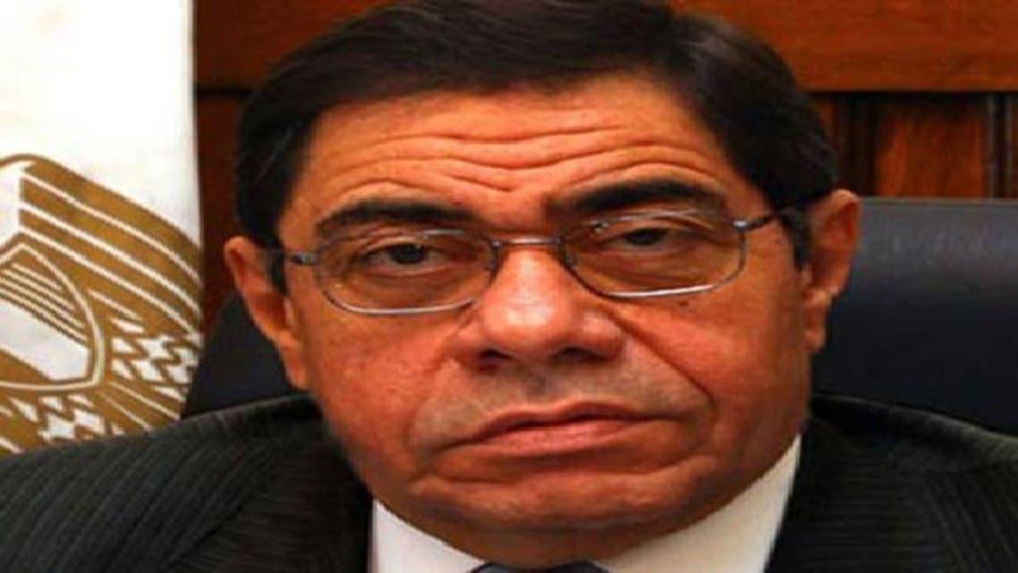 النائب العام المستشار عبدالمجيد محمود