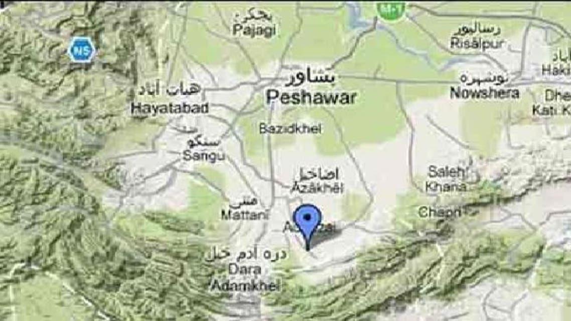 دھماکے کا ہدف مقامی امن لشکر کا ایک دفتر تھا: پی ٹی وی