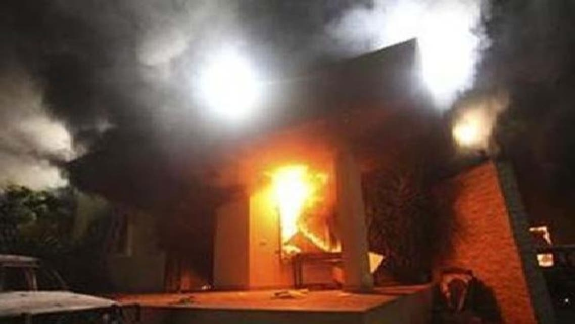 بن غازی میں 11 ستمبر کو امریکا میں بنی شرانگیز فلم کے خلاف پُرتشدد مظاہرے کے دوران بعض مسلح افراد نے امریکی قونصل خانے پر حملہ کر دیا تھا